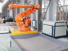 水切割机器人