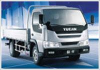 Yuejin light trucks